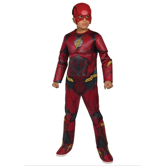 BRAND NEW - Justice League Flash Boys Costume